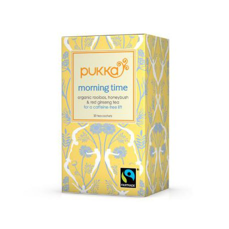 Tisana Morning Time Pukka Biologica gr2x20 bustine - Inner life